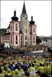 Basilica at Mariazell