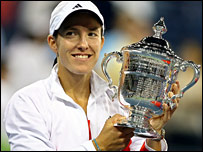 Justine Henin
