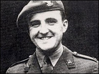 Sir Tasker Watkins during World War II