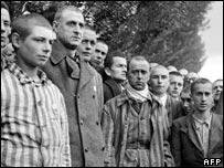 Dachau inmates