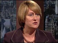 Jacqui Smith MP