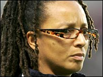 England women's team manager Hope Powell