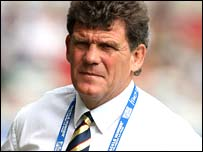 Wales coach Gareth Jenkins