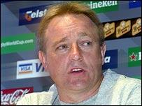 Ireland coach Eddie O'Sullivan