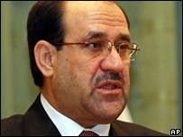 Nouri Maliki (9 September 2007)