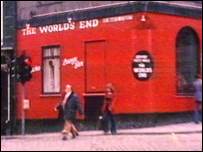 worlds end pub