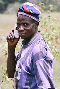 BBC NEWS Technology Mobiles For The Worlds Poorest - Worlds poorest man