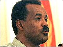 President Isaias Afewerki