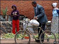Asmara residents