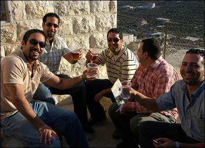 Taybeh beer festival (Photo: Martin Asser)