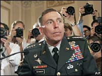 Gen David Petraeus testifies in Congress