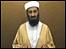 أسامة بن لادن كما بدا في شريط بث في سبتمبر/ أيلول 2007