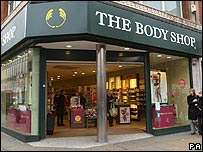 Body Shop branch