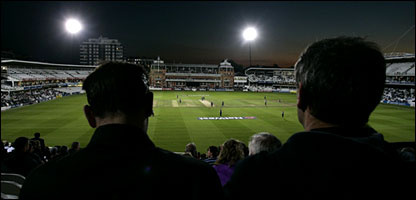 Lord's under lights