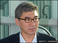 Sung Kim, head of the US delegation to N Korea