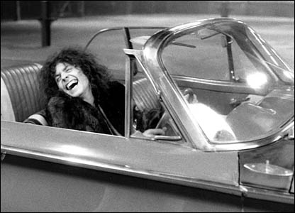 Marc Bolan, Marc Bolan, by photographer Keith Morris (courtesy of Redferns Music Picture Gallery)