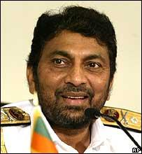 Vice Admiral Wasantha Karannagoda