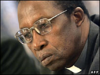 Bishop Pius Ncube (file photo)
