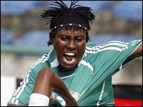 Nigeria's Cynthia Uwak