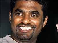 M Muralitharan