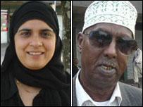 Fozia Shahzad and Abdi Mohammed