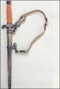 Stolen Nazi dagger