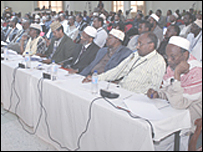 Somali Congress for Liberation and Resconstitution, Eritrea (Photo: Eritrean Information Ministry)