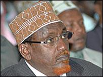 Sheikh Hassan Dahir Aweys (Photo: Eritrean Information Ministry)