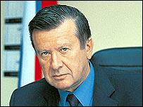 Viktor Zubkov (image: Russian news website lenta.ru)