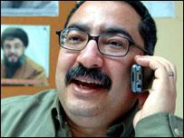 رئيس تحرير صحيفة الدستور المستقلة إبراهيم عيسى