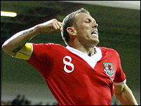 Skipper Craig Bellamy led Wales by example in Slovakia