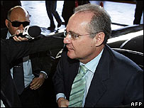 Renan Calheiros, President of the Brazilian Senate