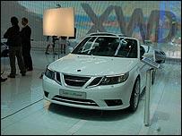 Saab Biopower model