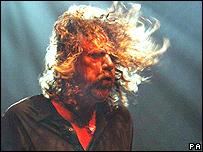 Robert Plant en un concierto este año.