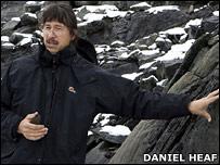 Professor Minik Rosing (Daniel Heaf)