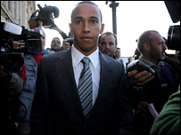 Lewis Hamilton attended the hearing in Paris