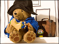 Paddington in new Marmite advert