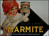 Old Marmite advert