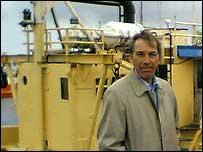 Johann Sigurjonsson, Director of the Marine Research Institute
