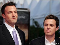 The Affleck brothers