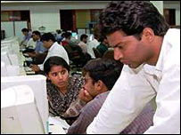 IT professionals in India