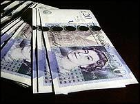 £20 banknote. Image: PA