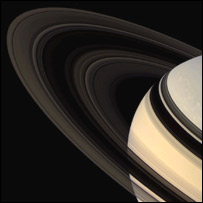 Saturn. Image: Nasa/JPL/Space Science Institute