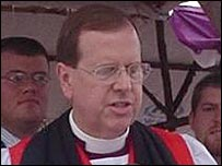 US priest John Guernsey