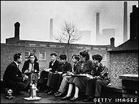School in 1954
