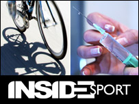 Inside Sport on cycling