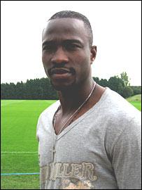 Nigeria's John Utaka