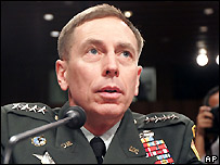 General Petraeus before Congress - 12/09/2007