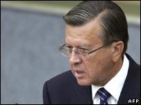 Prime Minister Viktor Zubkov