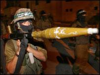 جندي من كتائب القسام